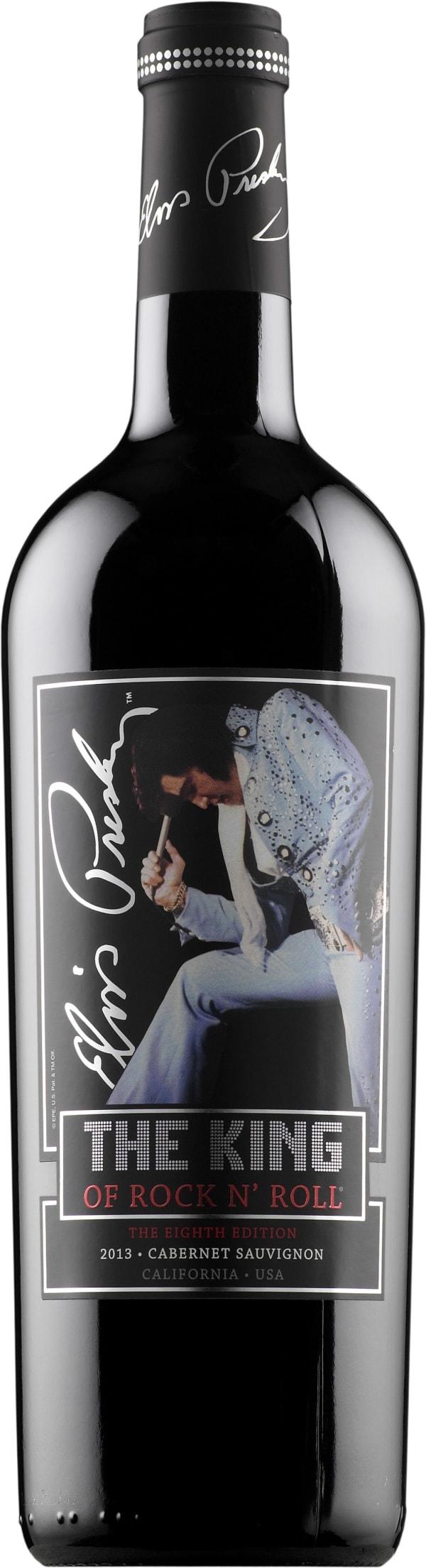 Elvis the King Cabernet Sauvignon 2013