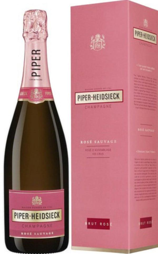 Piper-Heidsieck Rosé Champagne Brut