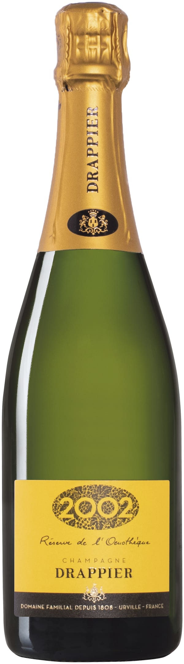Drappier Carte d'Or Champagne Brut 2002