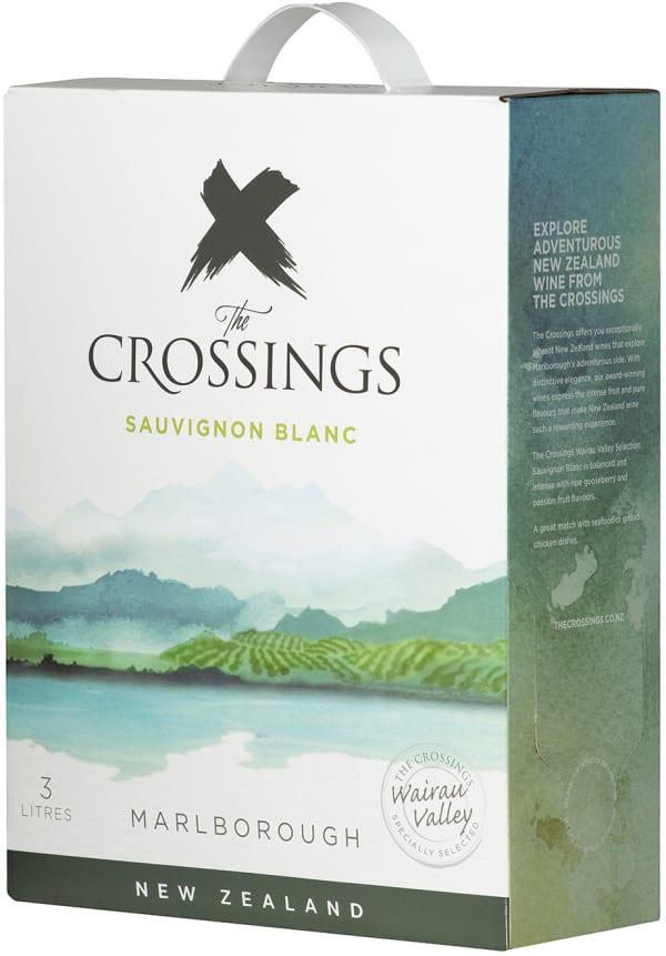 The Crossings Sauvignon Blanc  2016 hanapakkaus