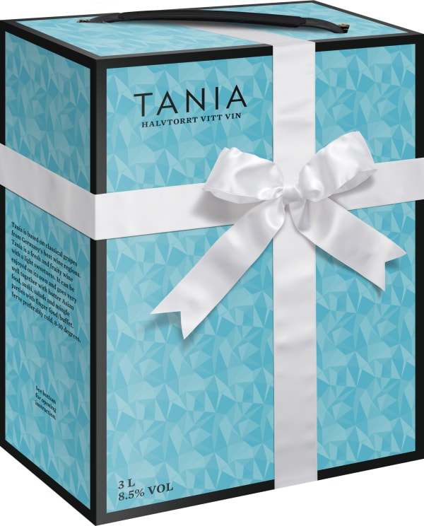 Tania  lådvin