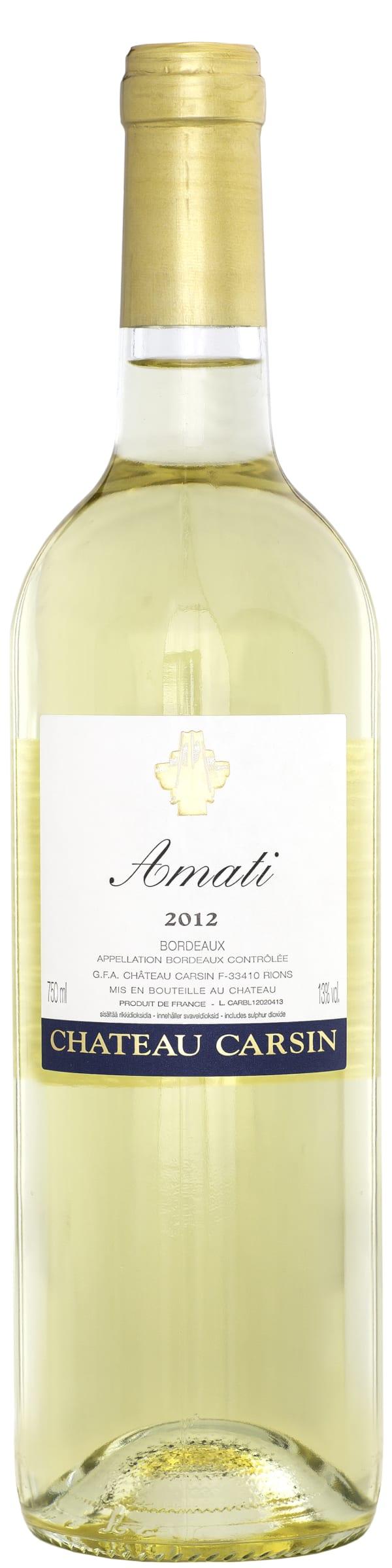 Amati Blanc 2012