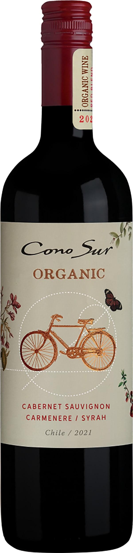 Cono Sur Organic Cabernet Sauvignon Carmenere Syrah 2016