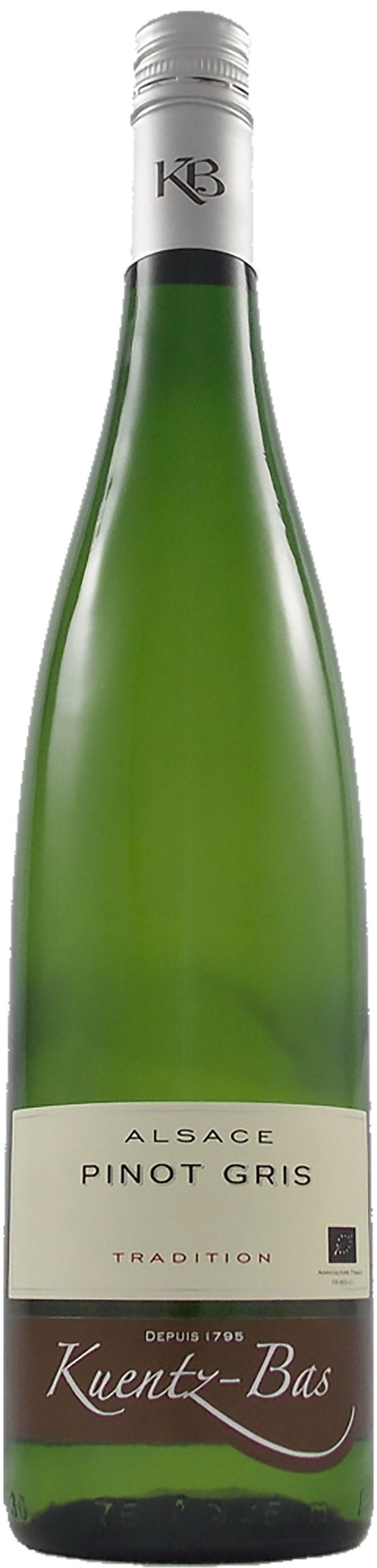Kuentz-Bas Pinot Gris  2013