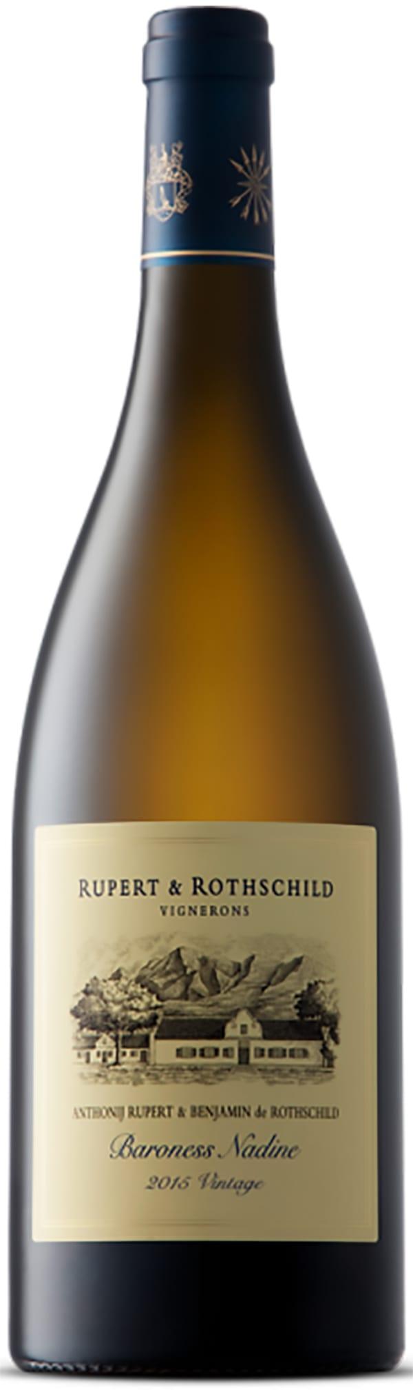 Rupert & Rothschild Chardonnay Baroness Nadine 2009