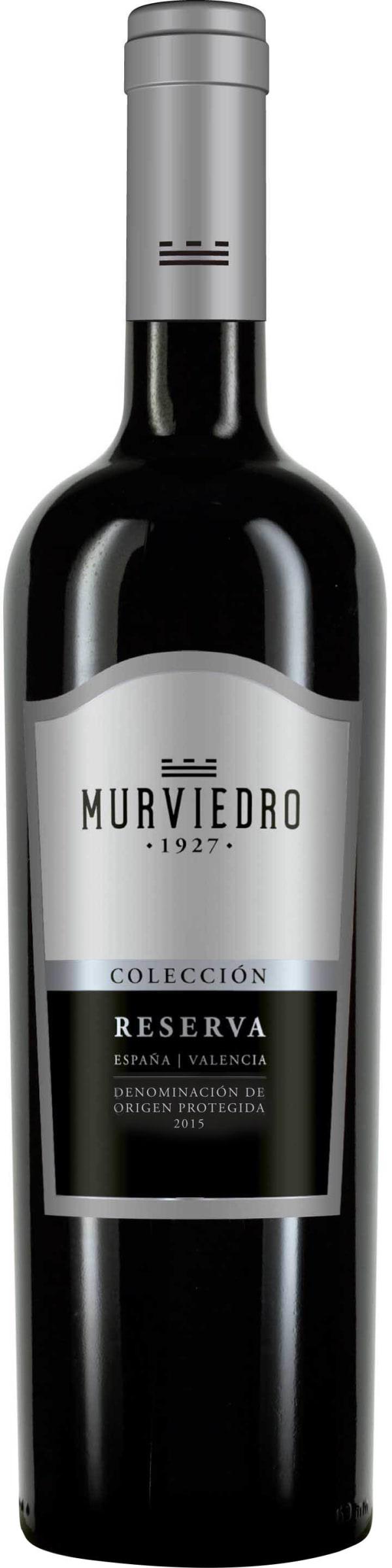 Murviedro Colección Reserva 2012