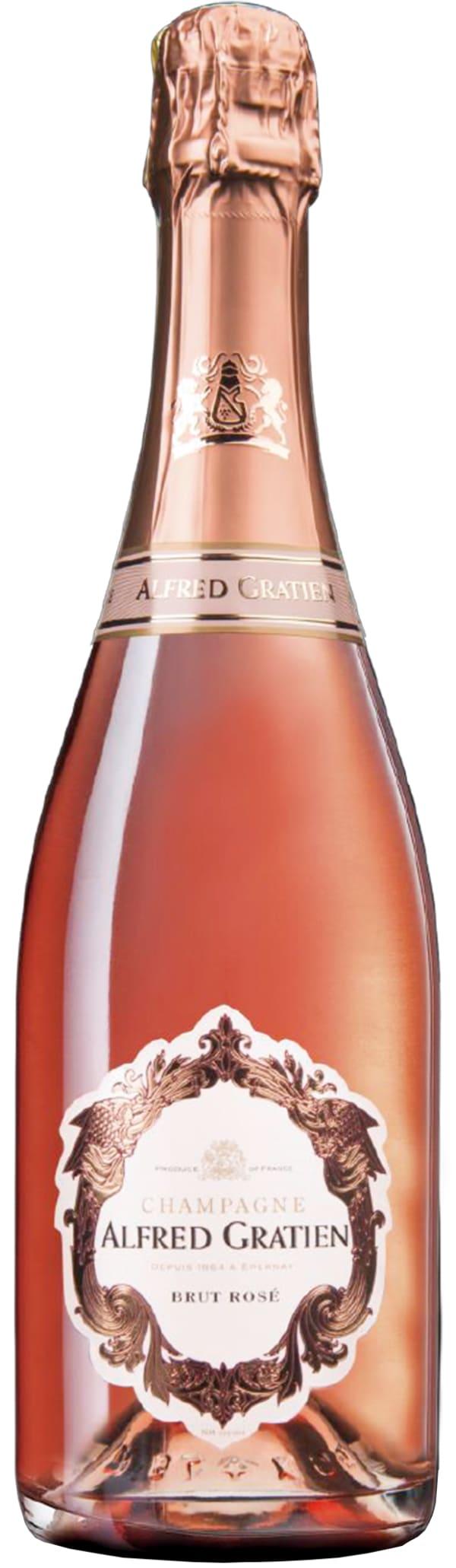 Alfred Gratien Rosé Champagne Brut