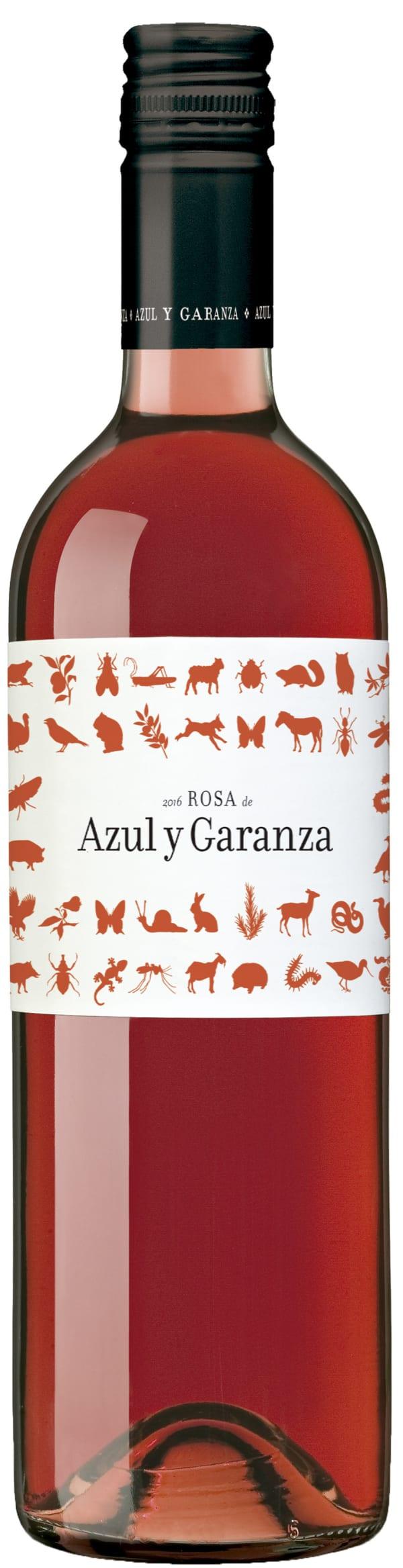 Rosa de Azul y Garanza 2016