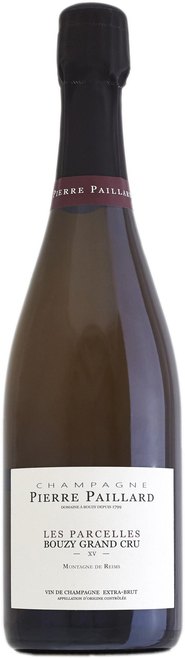 Pierre Paillard Les Parcelles Bouzy Grand Cru Champagne Extra Brut