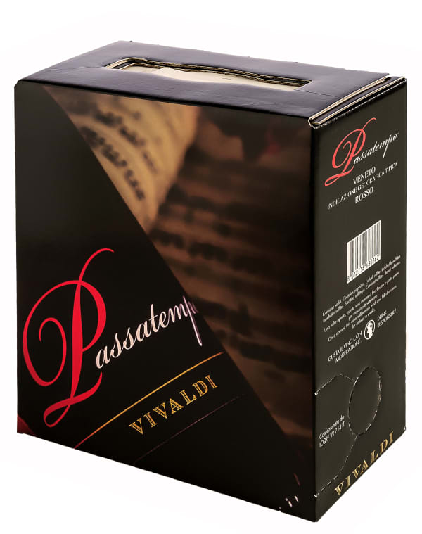 Vivaldi Passatempo  bag-in-box