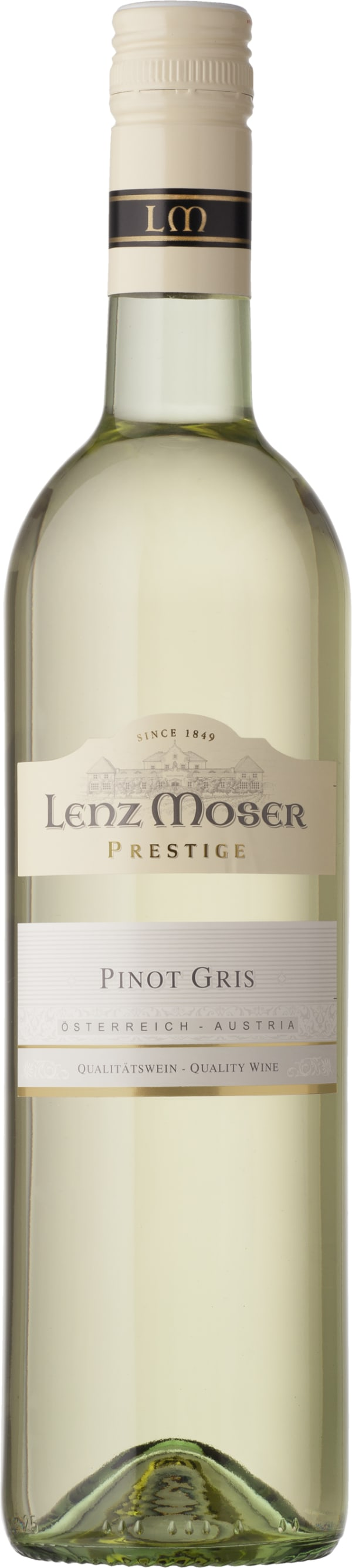 Lenz Moser Prestige Pinot Gris 2015