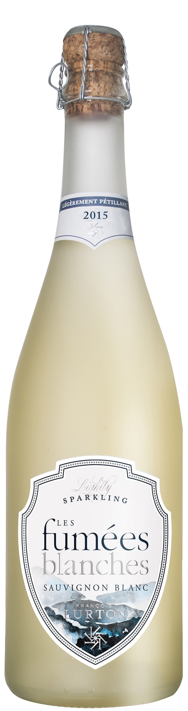 Les Fumées Blanches Lightly Sparkling 2015