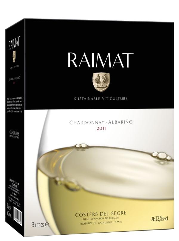Raimat Chardonnay Albariño 2015 hanapakkaus