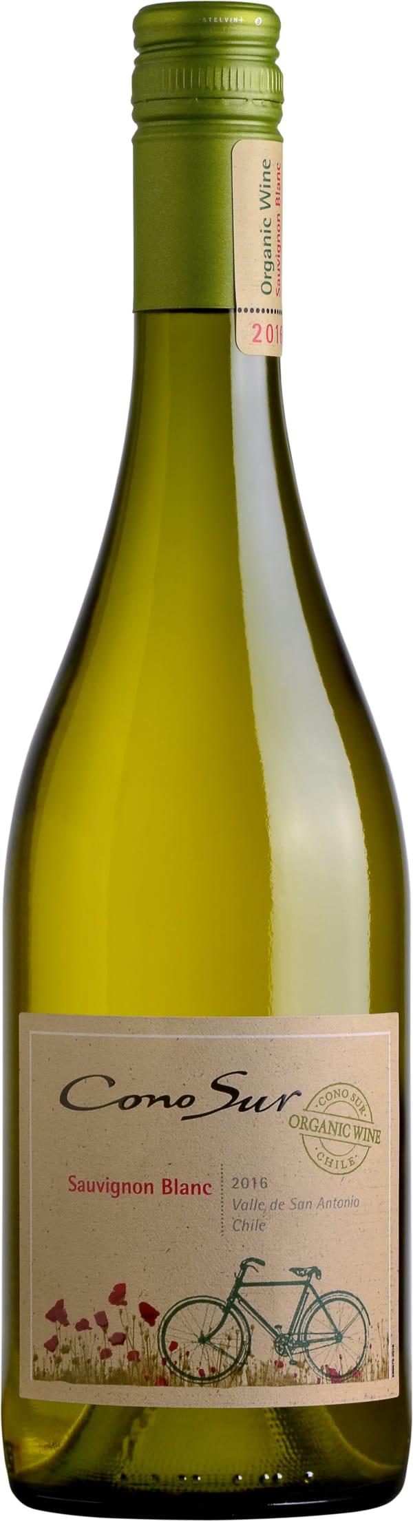 Cono Sur Organic Sauvignon Blanc 2016