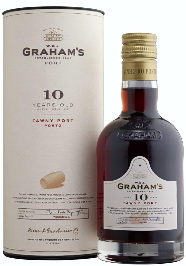 Graham's 10 Years Old Tawny Port