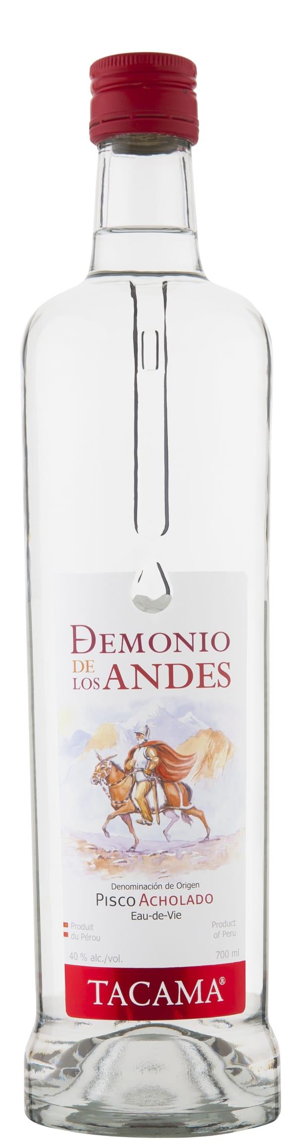 Tacama Demonio De Los Andes Pisco