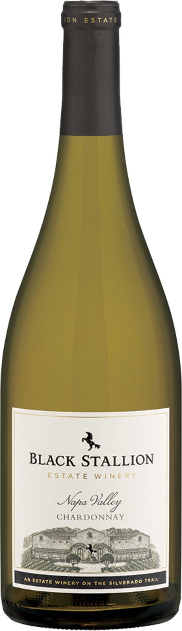 Black Stallion Chardonnay 2015