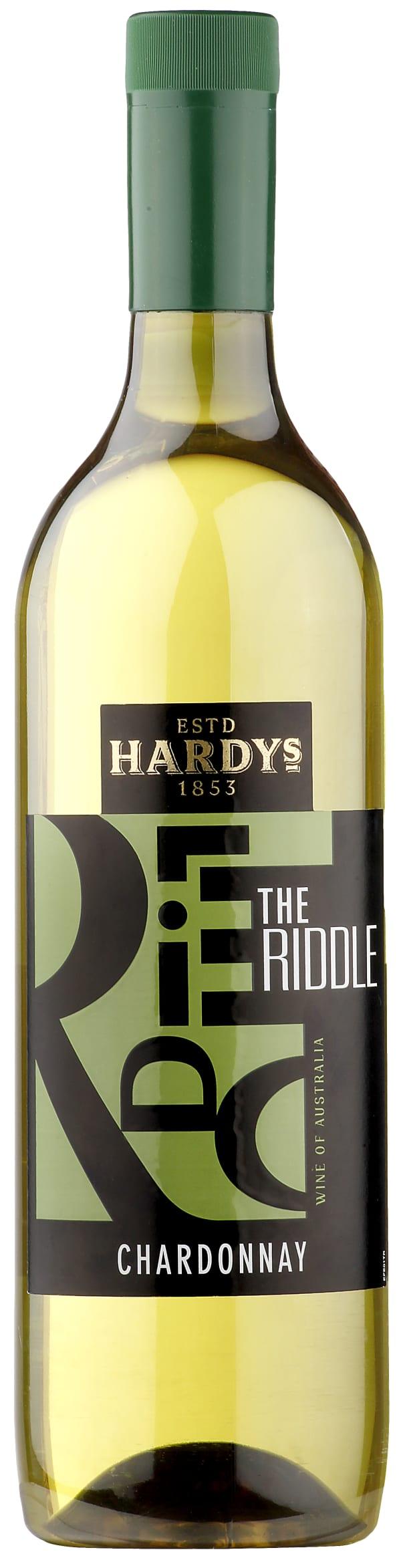 Hardys The Riddle Chardonnay 2016 muovipullo