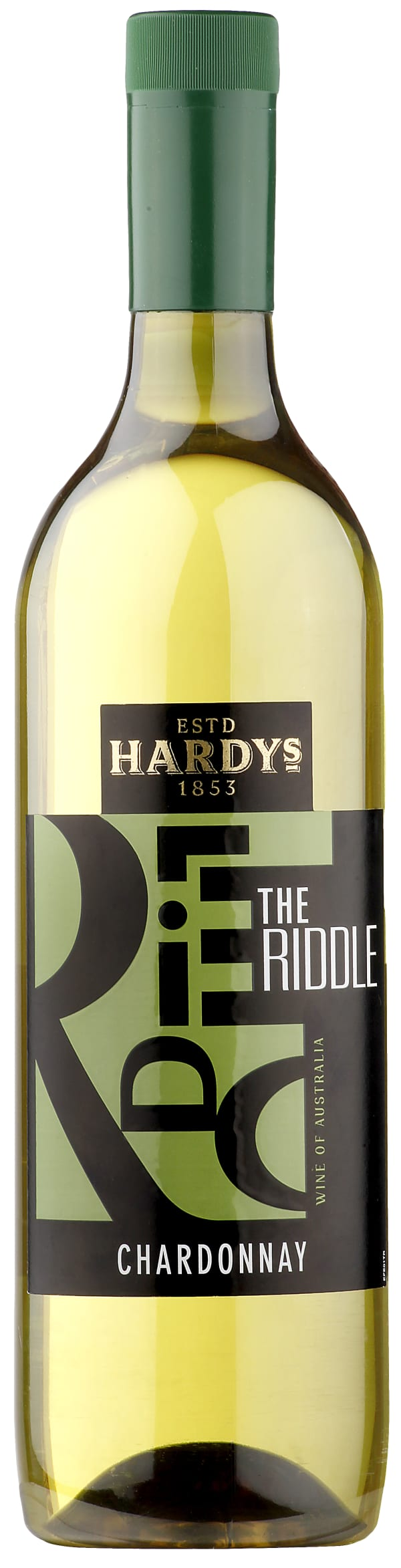 Hardys The Riddle Chardonnay 2016 plastic bottle