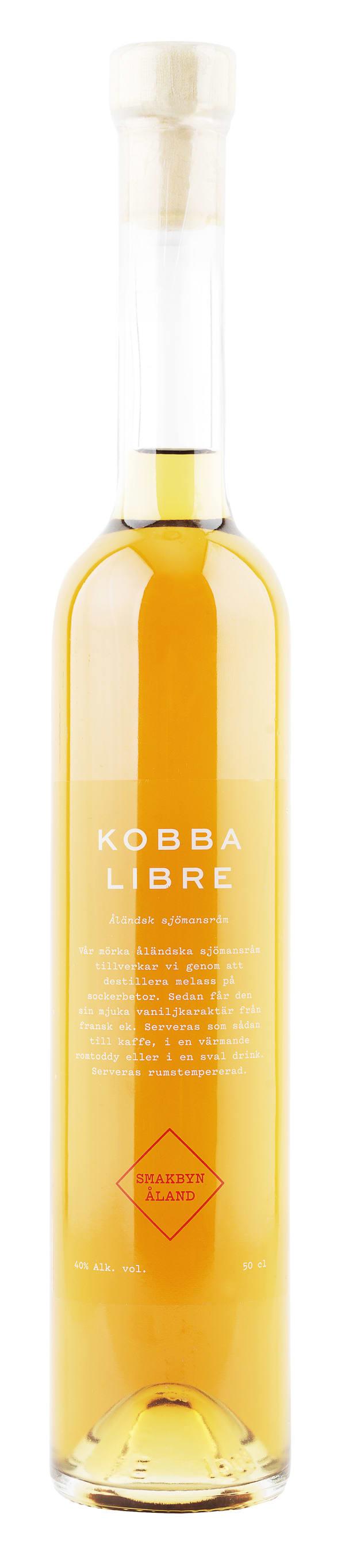 Smakbyns Kobba Libre