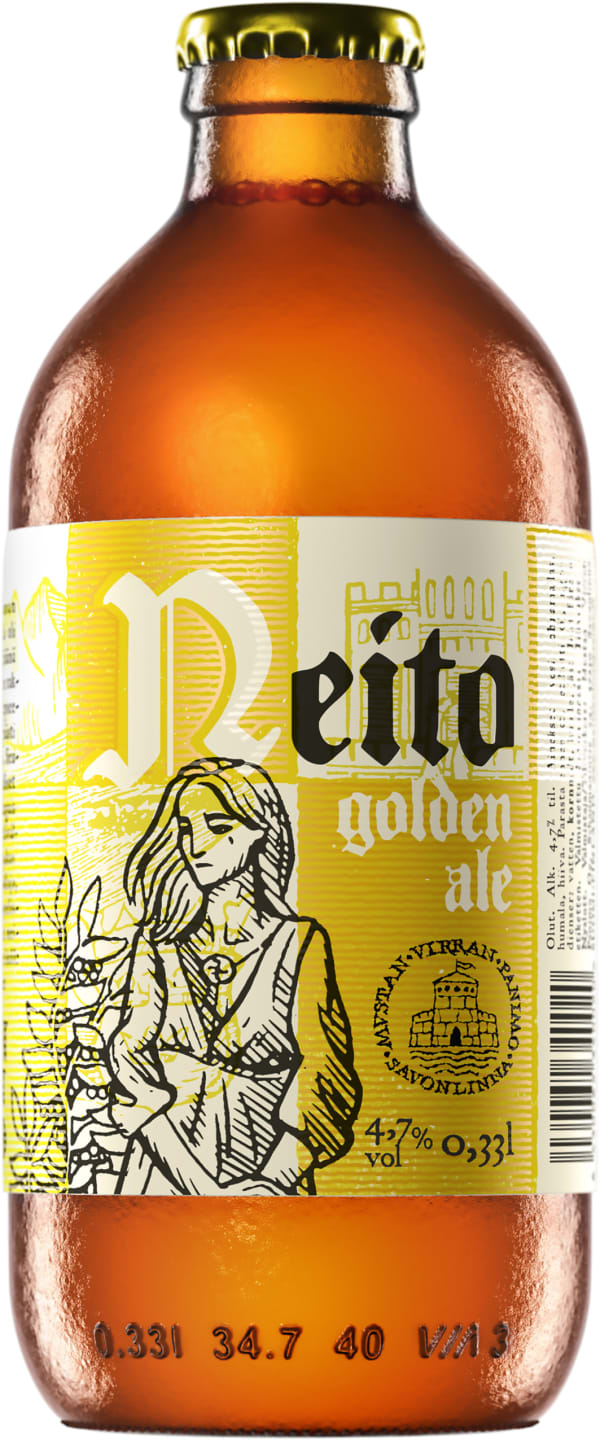 Mustan Virran Neito Golden Ale