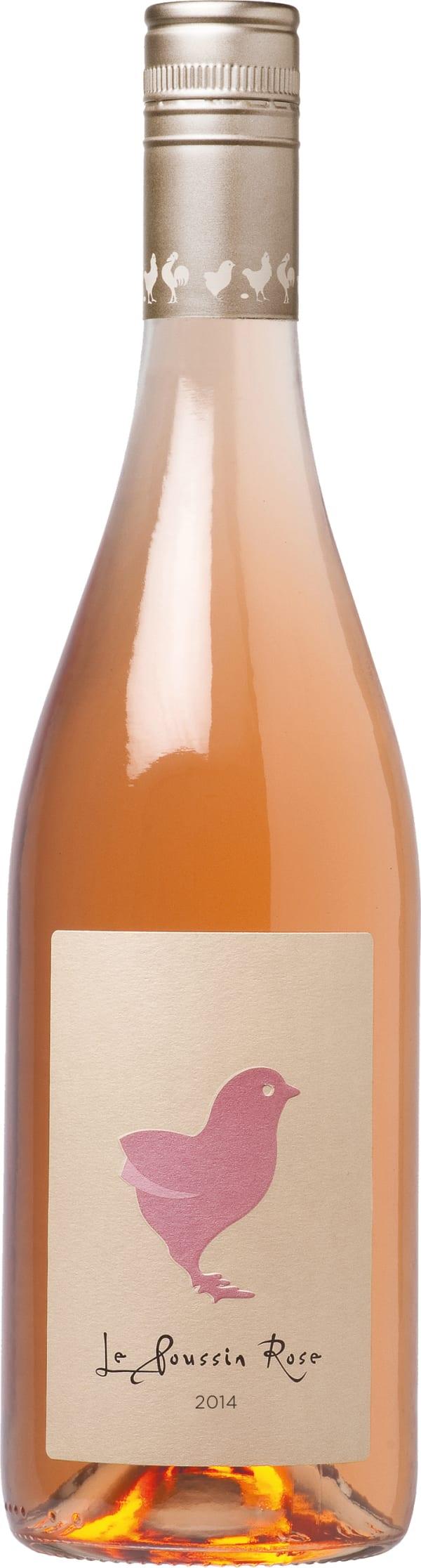 Le Poussin Rosé 2016