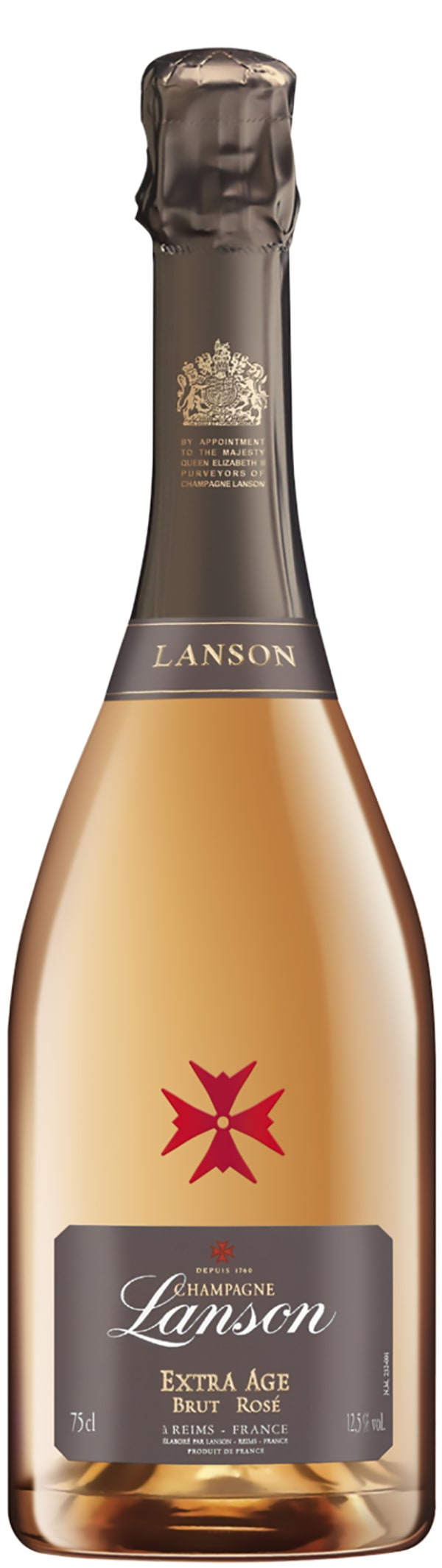 Lanson Extra Age Rosé Champagne Brut