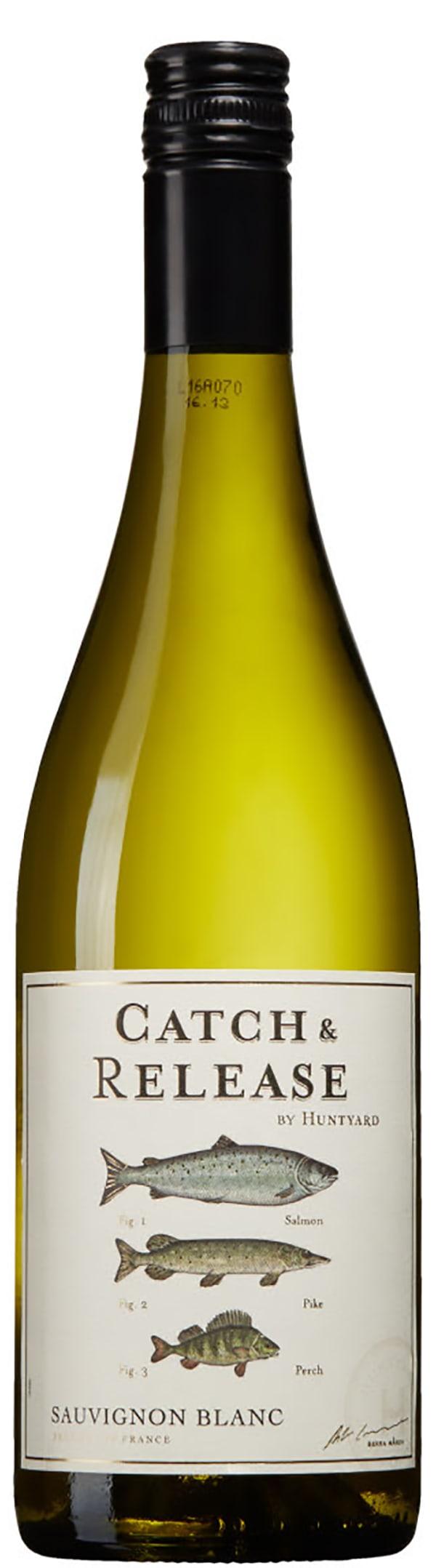 Catch & Release Sauvignon Blanc 2016