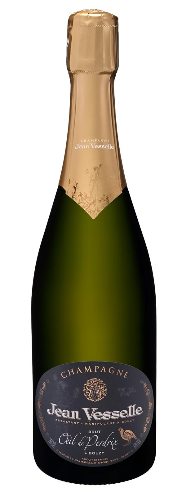 Jean Vesselle Oeil de Perdrix Champagne Brut