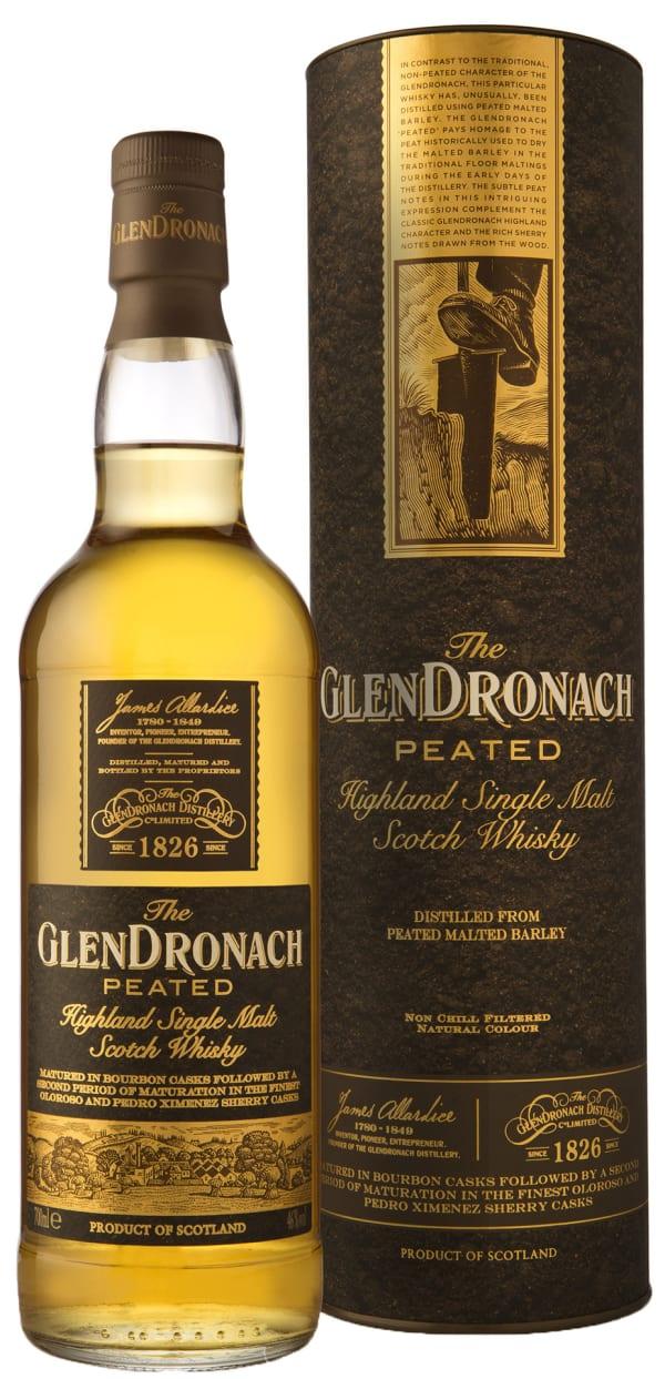 The GlenDronach Peated Single Malt